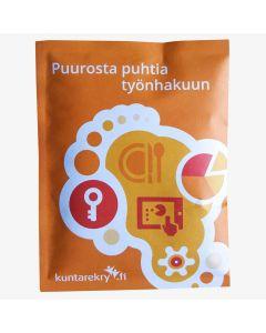 Kotimaisia Nalle (Elovena) pikakaurahiutaleita 40 g.