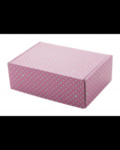 Pakkauslaatikko, koko S, täysväripainatuksella