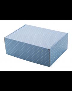 Pakkauslaatikko, koko M, täysväripainatuksella