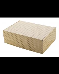 Pakkauslaatikko, koko L, täysväripainatuksella