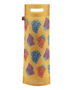 Pakkauspussi viinipullolle, RPET, täysväripainettava
