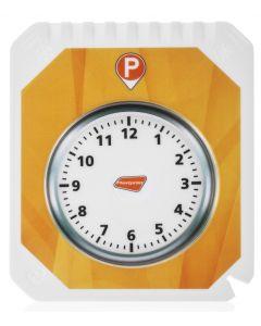 Valokuvapainettu parkkikiekko/skrapa/renkaan kulutuspinnan mittaaja monitoimityökalu