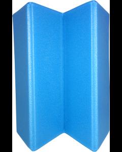 Retkialusta haitarimalli, väri sininen